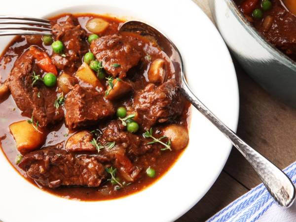 FILET MIGNON STEW BEEF