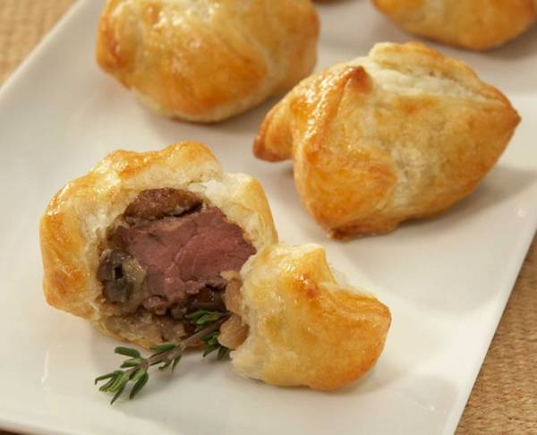 MINI WELLINGTON PUFFS