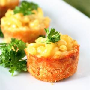 MINI MAC'N CHEESE MELTS