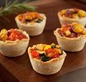 MINI TUSCAN RATATOUILLE TARTS